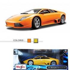 Modèle réduit - Lamborghini Murcielago LP 640 - Echelle 1/18 : Jaune