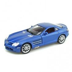 Modèle réduit - Mercedes Benz SLR McLaren - Première Edition - Echelle 1/18 : Bleu