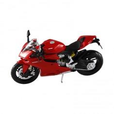 Modèle réduit Moto 1/12 : Ducati 1199 Panigale