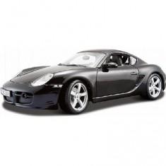 Modèle réduit - Porsche Cayman s - Echelle 1/18 : Noir