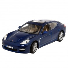 Modèle réduit Porsche Panamera Turbo Première Edition Echelle 1/18 : Bleu