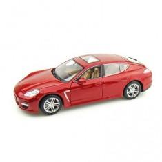 Modèle réduit Porsche Panamera Turbo Première Edition Echelle 1/18 : Rouge