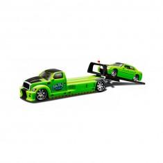 Modèles réduits 2 véhicules échelle 1/64 : Flatbed - Chrysler Hemi 300C