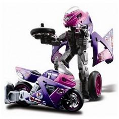 Moto transformable en robot Cykons : Cyk-One