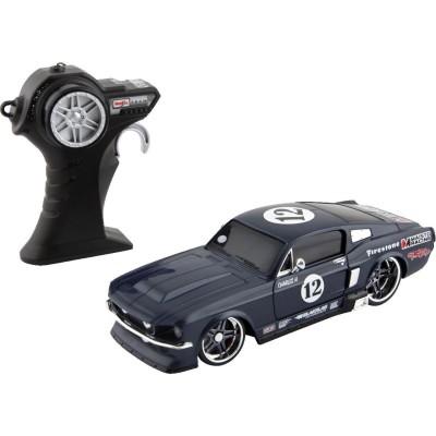Voiture radiocommandée  Echelle 1/24 : Ford Mustang GT 1967 - Maisto-81210-4