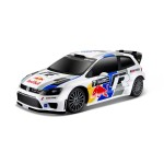 Voiture radiocommandée Echelle 1/24 : Volkswagen Polo WRC Red Bull