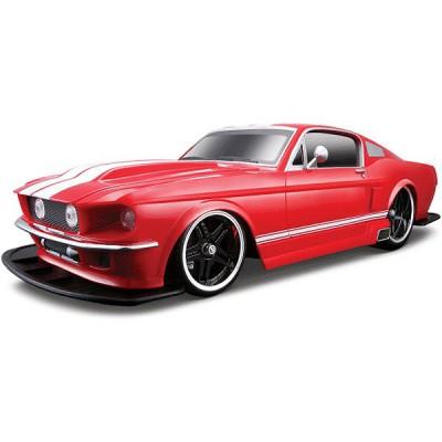 Voiture radiocommandée Ford Mustang : Echelle 1/12 - Maisto-M81032