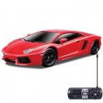 Voiture radiocommandée Lamborghini Aventador LP700-4 : Rouge