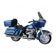 Modèle réduit de moto Harley-Davidson : FLT Tour glide : Echelle 1/18