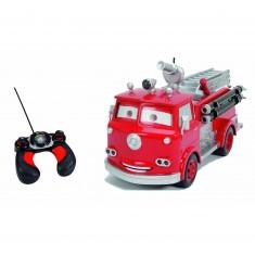 Camion de pompier radiocommandé Cars