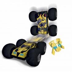 Véhicule radiocommandé Transformers : Bumblebee 1/16