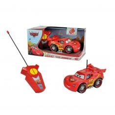 Voiture radiocommandée Cars : Flash McQueen Junior