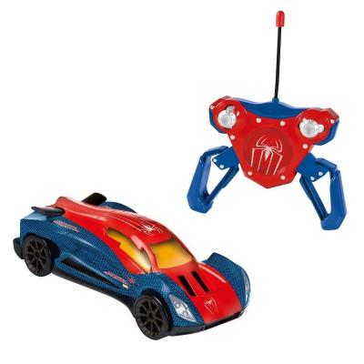 voiture turbo racer radiocommand e spiderman majorette magasin de jouets pour enfants. Black Bedroom Furniture Sets. Home Design Ideas