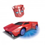 Voiture radiocommandée Transformers : Sideswipe 1/24