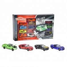 Voitures Majorette : Gift Pack : 13 véhicules dont 4 en édition limitée