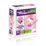 Moulage en plâtre : Géant Hello Kitty