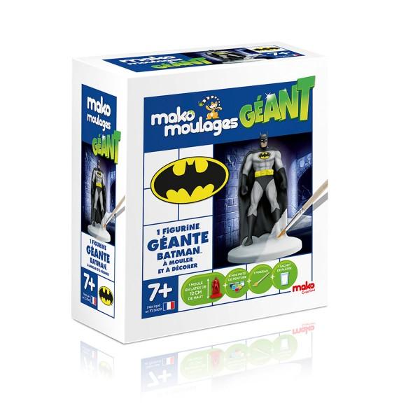 moulage en pl tre mako moulages g ant batman jeux et. Black Bedroom Furniture Sets. Home Design Ideas