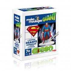 Moulage en plâtre Mako Moulages : Géant Superman