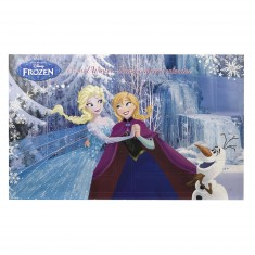 Calendrier de l'avent : Accessoires de beauté La Reine des Neiges (Frozen)