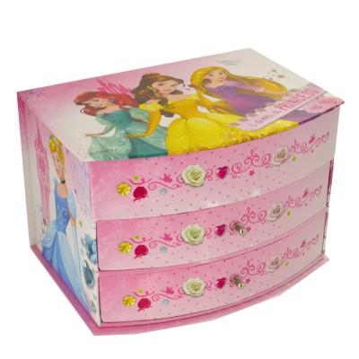 Mallette de maquillage princesses disney jeux et jouets markwins avenue des jeux - Maquillage princesse disney ...