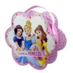 Mallette de maquillage fleur : Princesses Disney