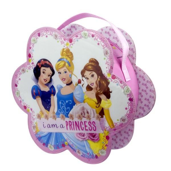 Mallette de maquillage fleur princesses disney jeux et jouets markwins avenue des jeux - Maquillage princesse disney ...