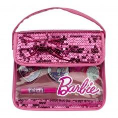 Sac à main en sequin Barbie : Maquillage