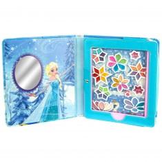 Tablette maquillage : La Reine Des Neiges (Frozen)