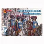 Figurine Garde à cheval royale - Mousquetaires du Roy 1650