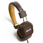 Casque Marshall Major Brown
