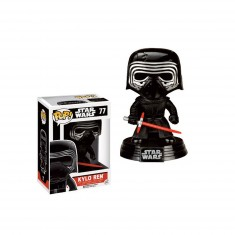 Figurine Star Wars Pop Vinyl 77 : Kylo Ren Helmet