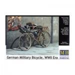 Maquette Vélo : Bicyclette militaire allemande de la 2ème guerre mondiale