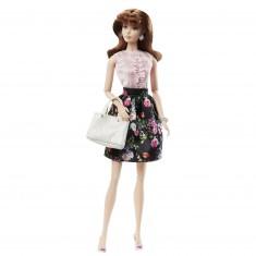 Poupée Barbie Collection : Barbie Look style Brunette