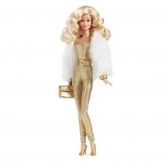 Poupée Barbie Fashionistas : Rêves dorés