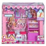 Accessoires Poupées Barbie : Les Boutiques de Malibu : Pâtisserie