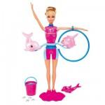 Barbie dresseuse de dauphins