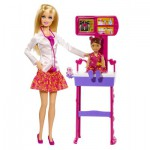 Barbie pédiâtre