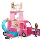Camping-car duplex de Barbie