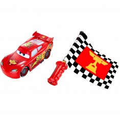 Drapeau Super Action Cars : Flash McQueen