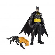 Figurine Batman Basic : Batman et Tiger Blast
