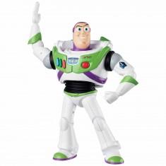 Figurine Deluxe Toy Story 15 cm : Buzz l'Eclair Action karaté