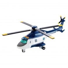 Figurine Planes 2 : Mega véhicule : Blazin Blade Ranger Patrouilleur du ciel