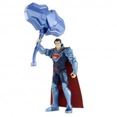 Figurine Superman classique avec massue