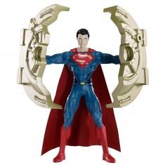 Figurine Superman Power Attack Deluxe : Attaque en force