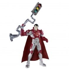 Figurine Superman Power Attack Deluxe : Feu tricolore
