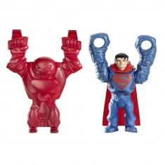 Figurine Superman Quickshot : Méga armure