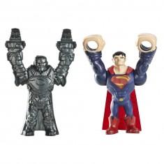 Figurine Superman Quickshot : Ultra héros rouge et bleu