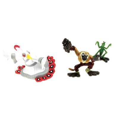 Figurines kung fu panda 2 singe et mante contre lord - Singe kung fu panda ...