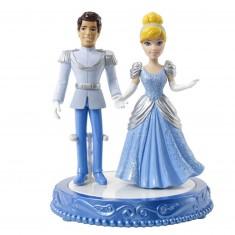 Figurines Mini Cendrillon et son prince