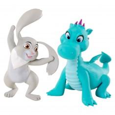 Figurines Princesse Sofia : Clovis et Cracky